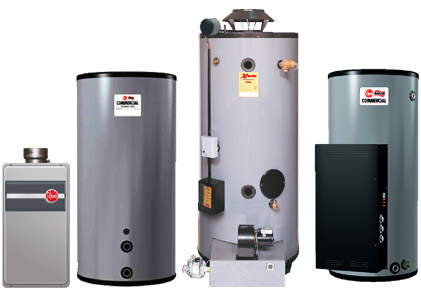 Fort Lauderdale Commercial Water Heater Services | 4Star
