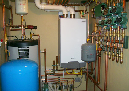 Booster Pumps, Sewage Pumps & Controls Service & Installation