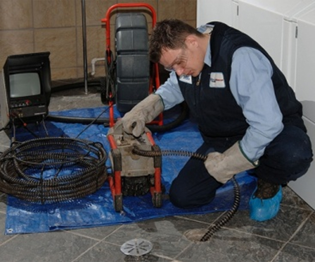 Drain Cleaning & Rooter Services