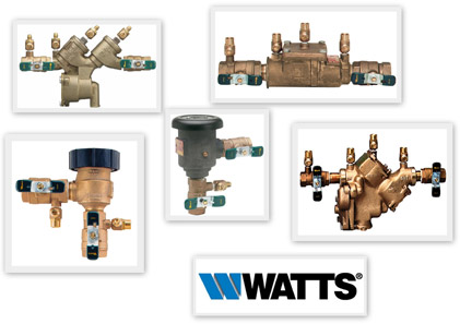 Backflow Valves Repairs & Installation