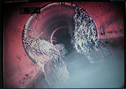 Fort Lauderdale Video Pipe Inspection Clogged Pipes Service