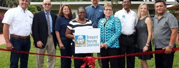 Broward Housing Solutions Group Photo